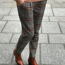 Tinsels pantalon Irmo rouille