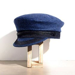 Van Palma casquette sailor Alma bleu marine