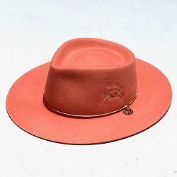 Van Palma chapeau Moana corail