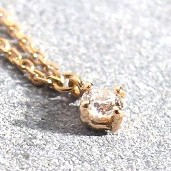 Vanrycke collier choker Stardust or rose 18k